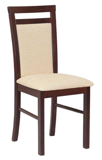dřevěná jídelní židle z masivu Milano 5 drewmi