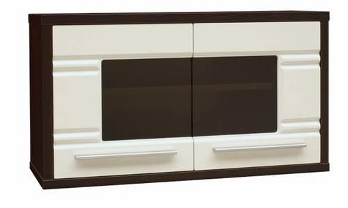 moderní závěsná skříňka z dřevotřísky Roma vanm
