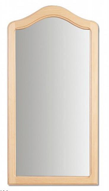 dřevěné zrcadlo z masivního dřeva borovice LA101 pacyg