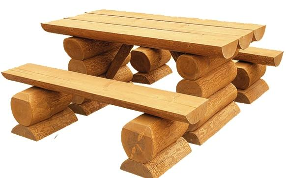 dřevěný zahradní nábytek set K011 jandr