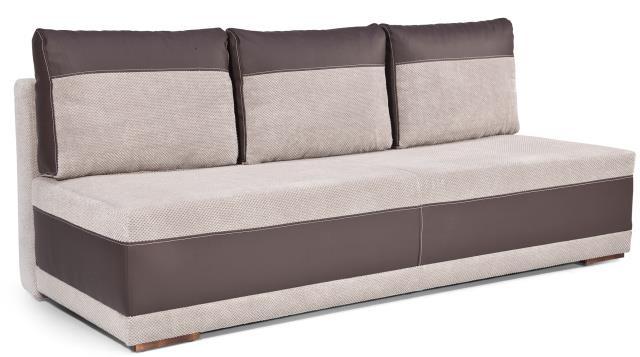 moderní rozkládací pohovka trojí sedák Multi Bis 3R gabi
