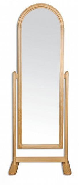 dřevěné zrcadlo toaletka z masivního dřeva borovice LT102 pacyg