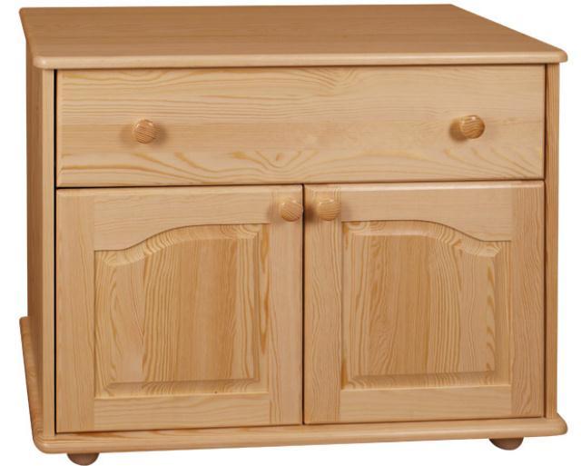 dřevěná komoda, prádelník z masivního dřeva borovice drewfilip 43