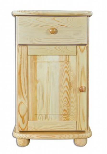dřevěná komoda, prádelník z masivního dřeva borovice KD158 pacyg