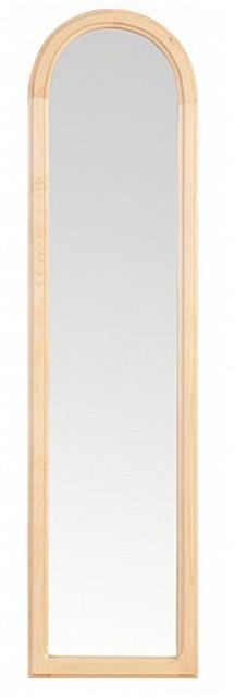 dřevěné zrcadlo z masivního dřeva borovice LA109 pacyg