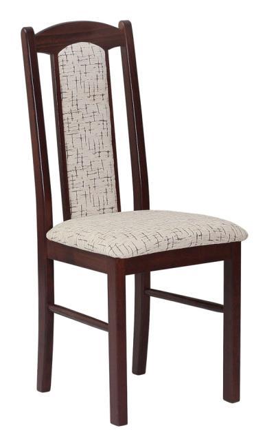 dřevěná jídelní židle z masivu Boss 7 drewmi
