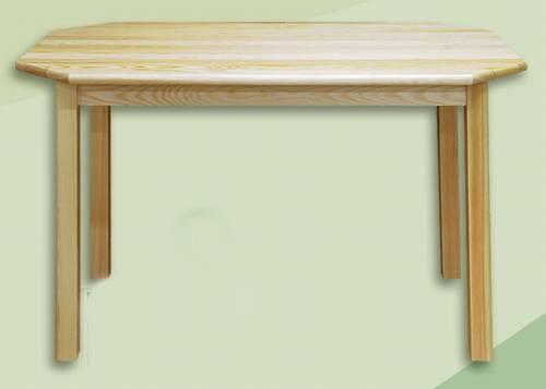 jídelní stůl z masivního dřeva borovice dremet 229a