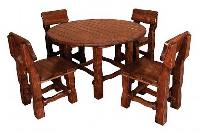 dřevěný zahradní nábytek MO210 pacyg