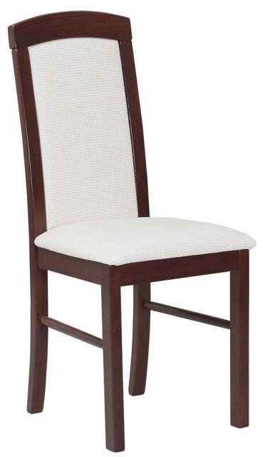 dřevěná jídelní židle z masivu Nilo 5 drewmi