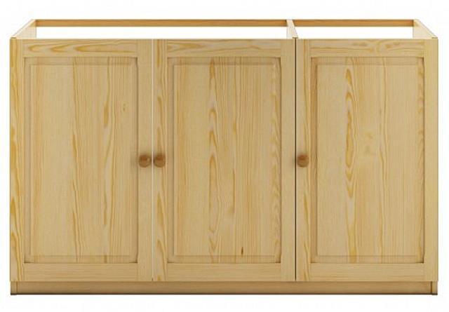 dřevěná dresová kuchyňská skříňka KW111 pacyg