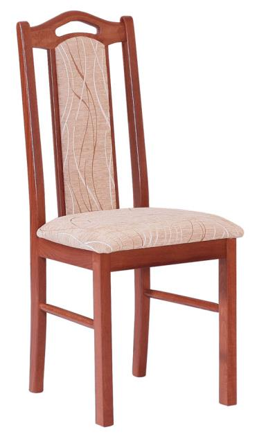 dřevěná jídelní židle z masivu Boss 9 drewmi
