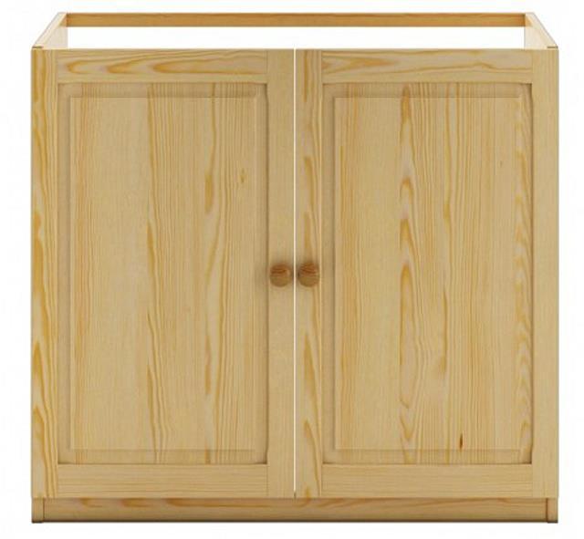 dřevěná dresová kuchyňská skříňka KW112 pacyg