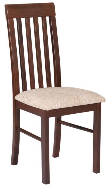 dřevěná jídelní židle z masivu Nilo 1 drewmi