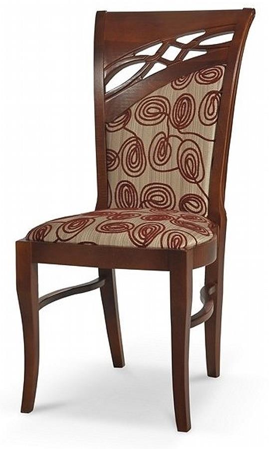 židle jídelní dřevěná R-54 chojm