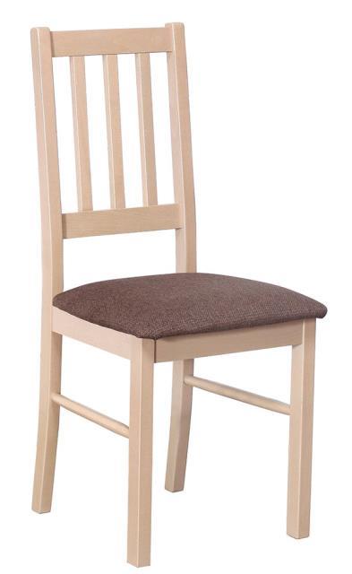 dřevěná jídelní židle z masivu Boss 4 drewmi