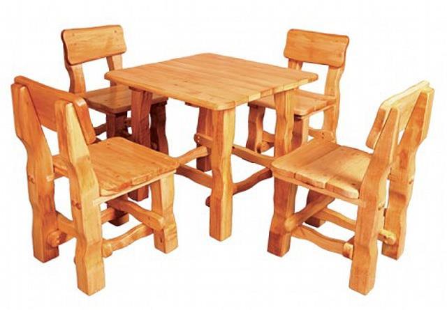 dřevěný zahradní nábytek MO213 pacyg