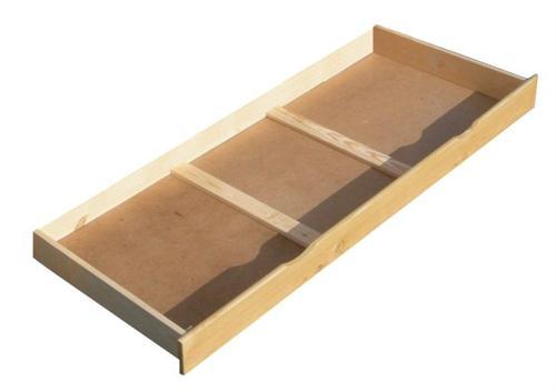 dřevěný úložný prostor, šuple pod postel 80x200 cm chalup