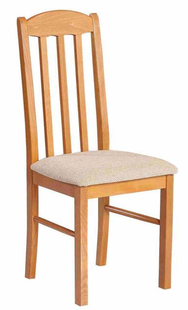 dřevěná jídelní židle z masivu Boss 12 drewmi