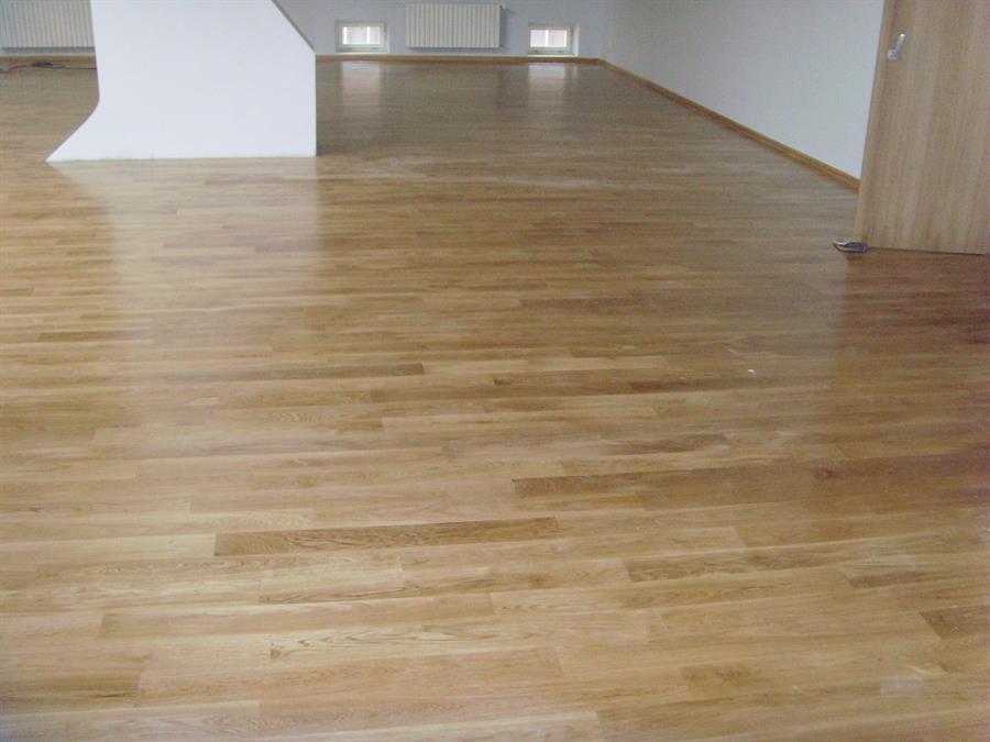Dubová rustikální podlahová prkna - kvalita A