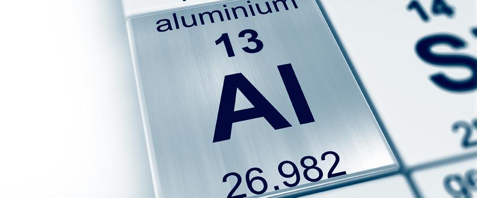 výrobky z hliníku a z Al slitin
