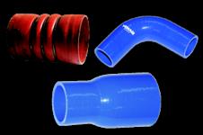 Silikonové hadice a propoje