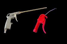 Ofukovací pistole na vzduch