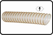 Odsávací hadice na abrazivní materiály a granuláty