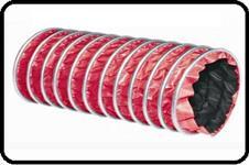 Odsávací hadice na horký vzduch a chemické výpary