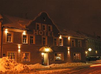 Hotel Praděd - Rýmařov, zima 2012