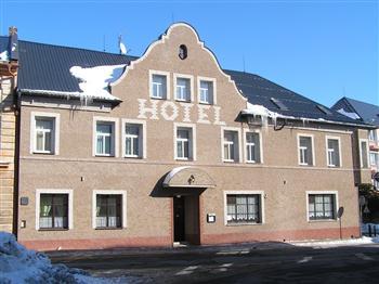 Hotel Praděd Rýmařov - zima 2012