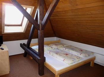 Hotel Praděd Rýmařov - podkrovní pokoje