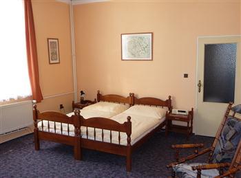 Hotel Praděd Rýmařov - apartmá