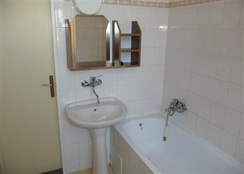 Hotel Praděd Rýmařov - pokoje, koupelna