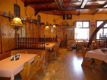 Hotel Praděd Rýmařov - restaurace