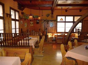 Hotel Praděd - restaurace