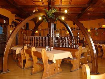 Hotel Praděd Rýmařov - restaurace a bar