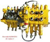 Rozvaděč Komatsu PC160LC-7