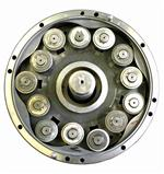 Hydromotor ZTS VMP1600