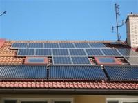 Solární systém Olomouc