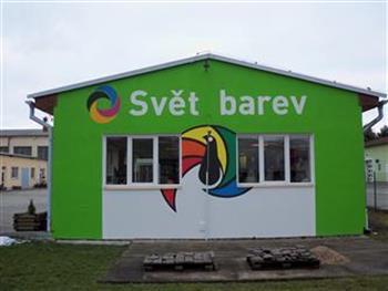 dec9bebb6bb Barvy – laky v Soběslavi
