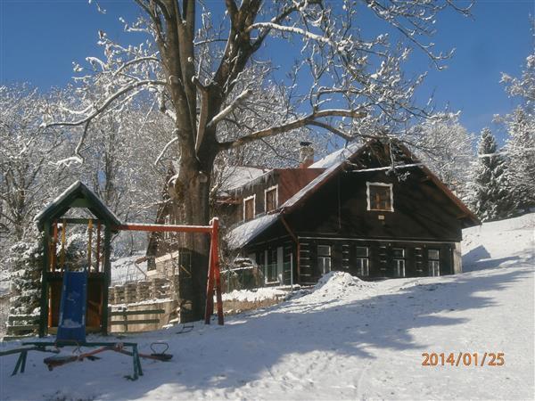 Horský hotel Vltava - Roubenka