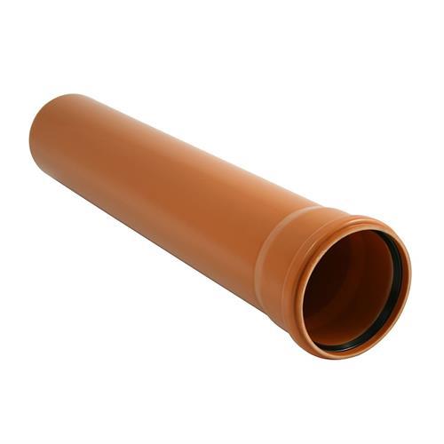 KGEM kanalizační trubka SN4 160 x 4,0 x 500 mm