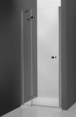 Sprchové dveře Roltechnik GDNL1/GDNP1 / 1100 Transparent 6mm