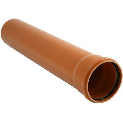 KGEM kanalizační trubka SN4 125x 3,5 x 2000 mm