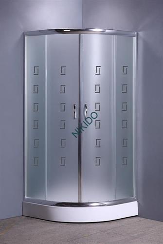 Sprchový kout ALBA 80x80x195