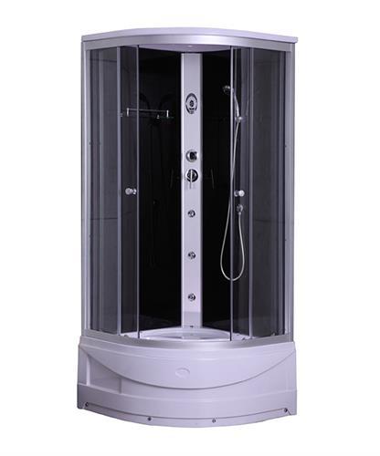 Sprchový box DELUX 90x90x220