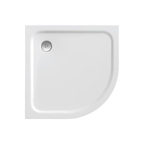 Sprchová vanička Ravak ELIPSO PRO CHROME 90