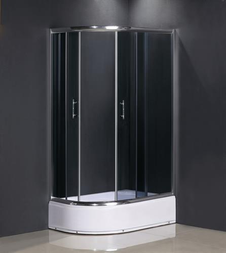 Sprchový kout PRESTIGE PLUS 120x80x200 pravý