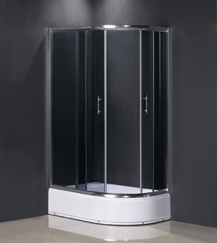 Sprchový kout PRESTIGE PLUS 120x80x200 levý