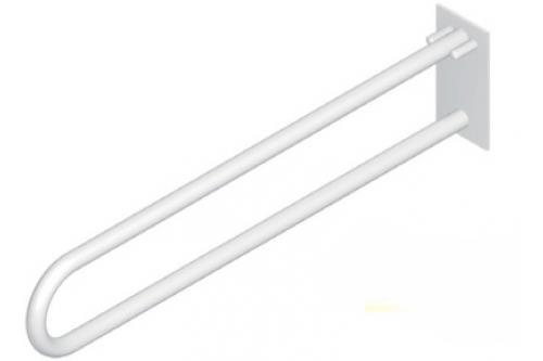 12C Fénix Madlo krakorcové sklopné 834 mm bílé